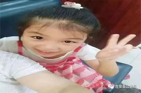 吉安县警方关于征集凤凰镇两名失踪儿童线索的通告