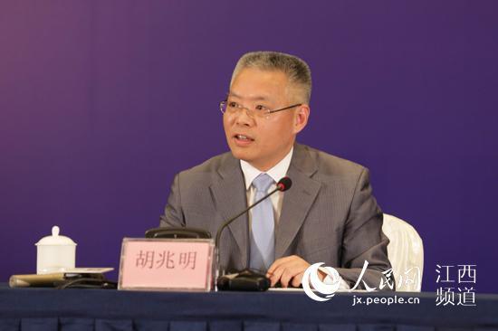 """中联部和江西省委将在南昌举办""""中国共产党的故事""""专题宣介会"""