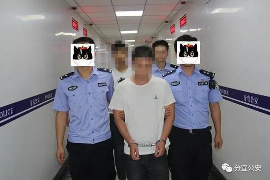新余警方刑拘78人 拘留210人!这件事可千万别做