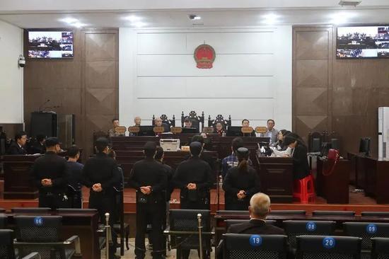 江西首例侵犯公民个人信息案一审宣判 5人被判刑