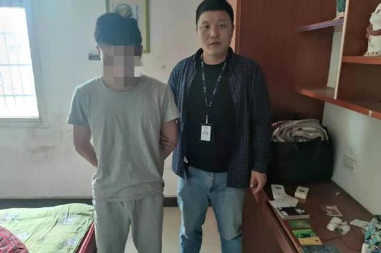 加入偷渡微信群 新干一男子涉嫌组织他人偷渡被抓