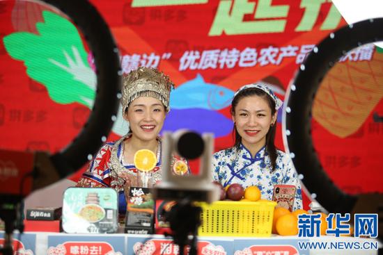 近万种优质农产品亮相第二届江西省农博会