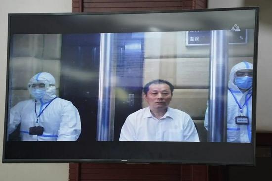 受贿1325万 中国银行福建省分行原副行长林传伟获刑