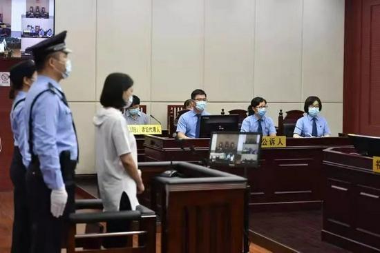 9月9日,江西省南昌市检察院派员出庭支持公诉。