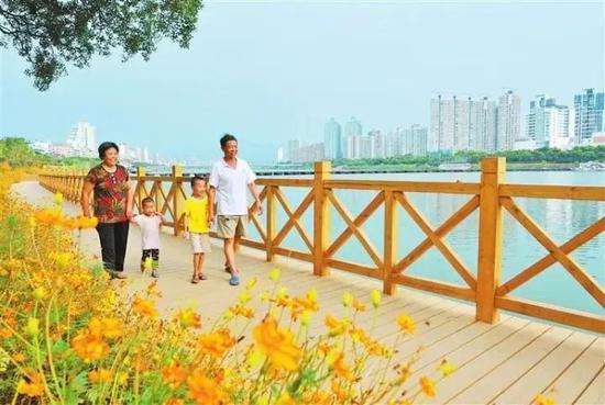 赣州市常住人口897万人 人口总量居全省首位