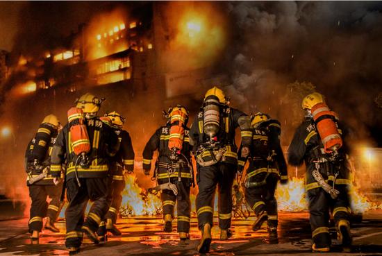 抚州市消防救援支队公开招聘18人