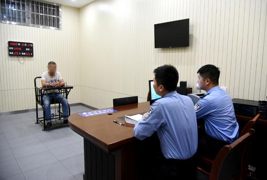 辗转7省摸排追捕 江西警方抓获一名潜逃21年命案逃犯