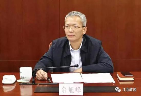 余旭峰 绿色青浦微信公众号 资料图