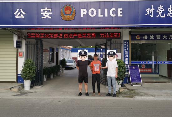 杂技演员被刑拘!赣州警方跨省追了他千里…