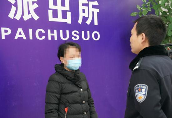 瑞昌市公安局查处一起违法燃放烟花爆竹行为