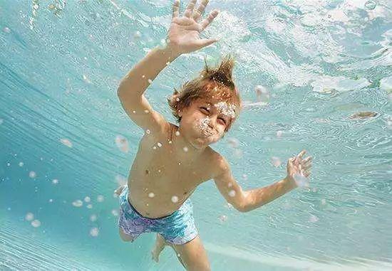 每年都会发生溺水事件