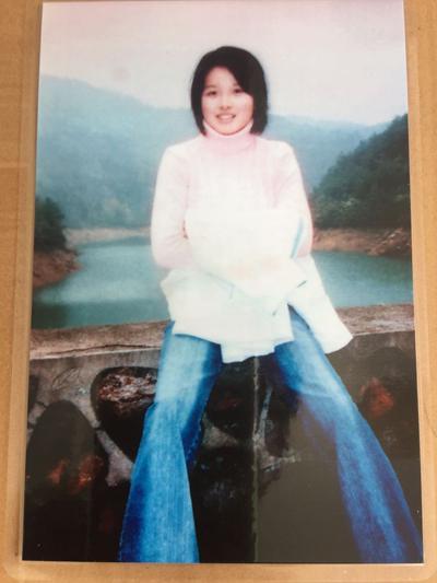 蔡伟娟照片。