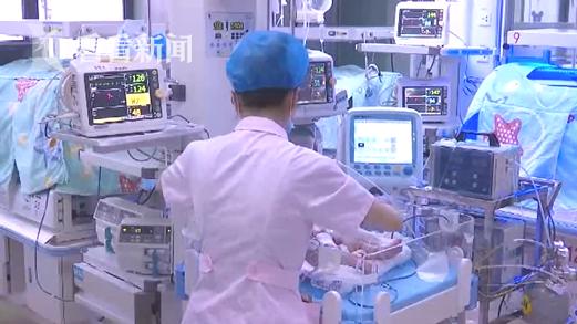 婴儿坠地致颅骨骨折 出生仅三天就要做开颅手术