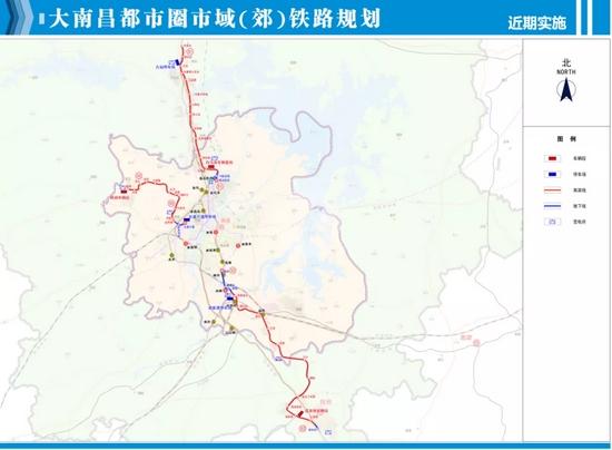 江西要新增一条铁路!途经南昌…
