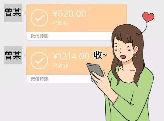 """原配告""""小三""""!江西一男子给""""小三""""转账33.6万元"""