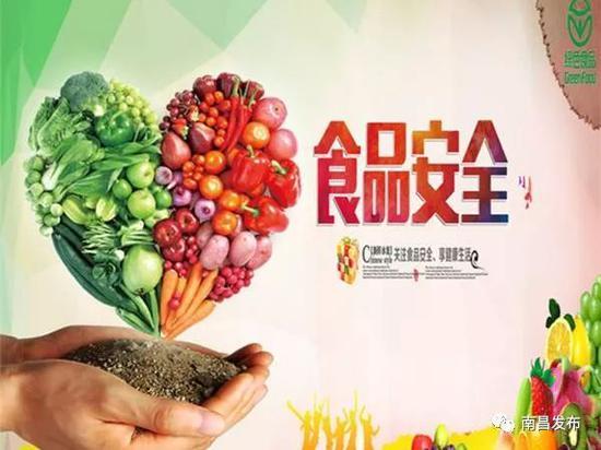 南昌对四类农产品进行质量安全追溯