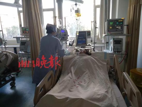 晚报记者从江西省血液中心了解到