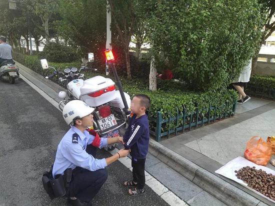 假期赣州警方紧急出手 救回多条人命…