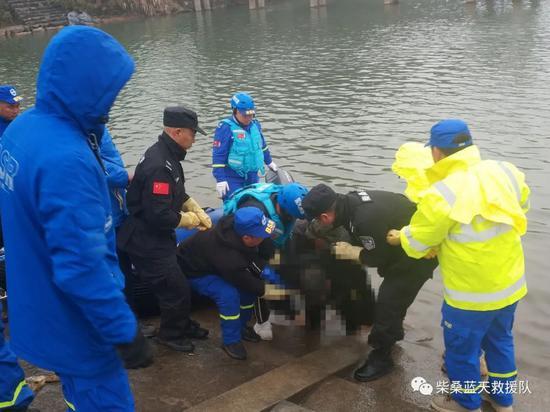 九江蛇头岭水库一名男子不幸溺水身亡