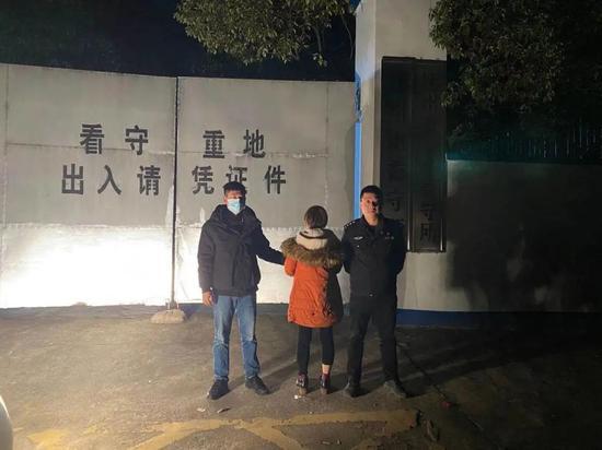 阻挠执法、咬伤民警 抚州东临新区一女子被刑拘