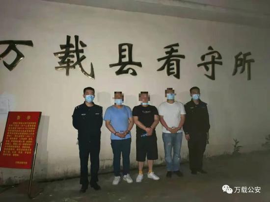 """缅北""""淘金""""梦碎 江西7名男子偷越国境被刑拘"""