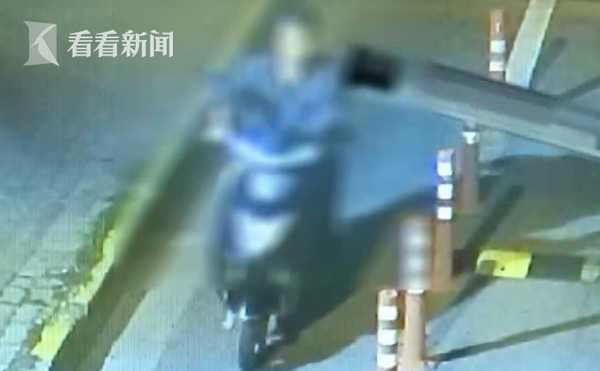 女子骑车遭猥琐男捏胸 嫌疑人:排遣压力寻刺激