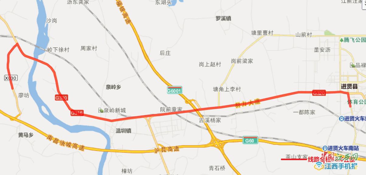 24日起南昌开通3条节假日定制公交线路(图)