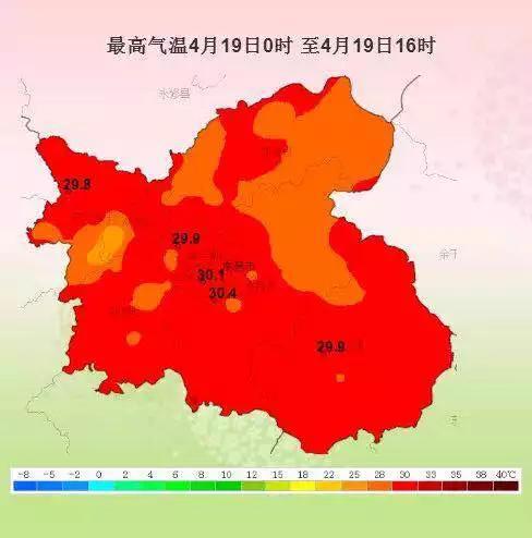 南昌天气又作妖!猛降8℃+降雨南昌人的周末又泡汤