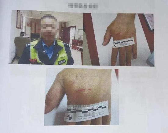 赣州首例袭警罪案宣判 男子获刑10个月