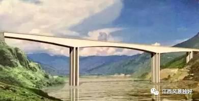 (万龙山大桥效果图)