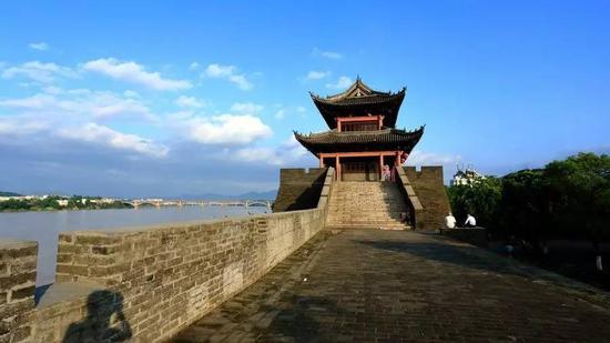 赣州古城墙