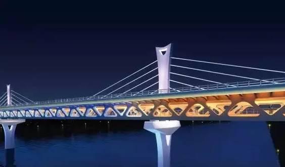 红旗大桥、蟠龙大桥……赣州将建一大波桥梁隧道