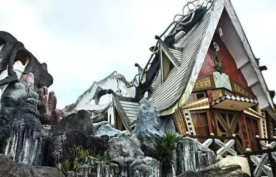 疯屋子是大叻最著名的建筑
