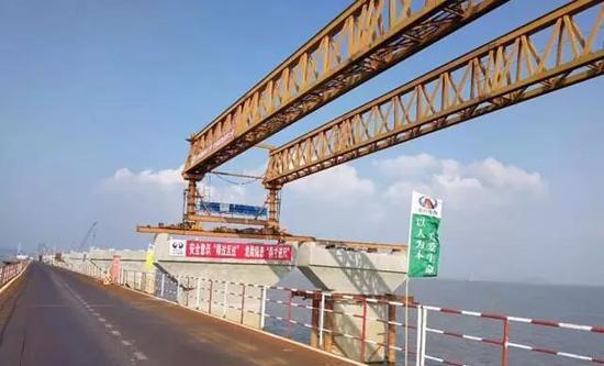 """东方""""百慕大""""建大桥 九江又增一高颜值大桥"""