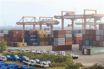 明升体育姚湾港区预计明年开建 位于明升体育县富山乡