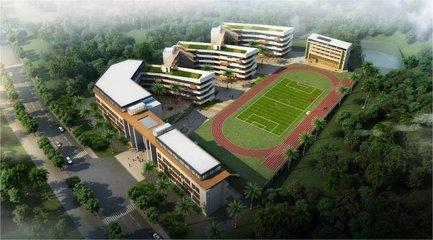 南昌红谷滩新区将新增一所九年一贯制学校