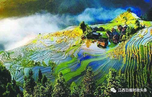 江西16县市区成全国休闲农业和乡村旅游示范