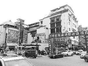 南昌万寿宫商城改造计划明年5月竣工