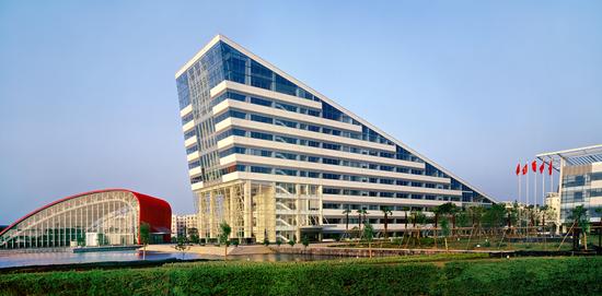 东风公司总部