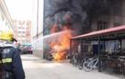 男子待业又疑妻子出轨 酒后点燃油箱致整幢楼着火