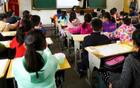 因课堂吵闹让全班同学自打耳光 小学老师被停职