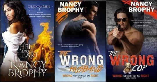 """南希的小说经常以""""危险关系""""为主题。"""