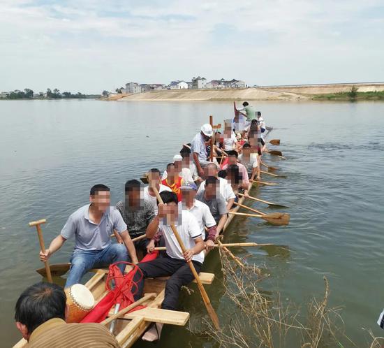 端午节禁划龙舟!上饶13人因违反规定被依法拘留