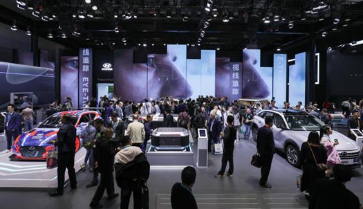 现代汽车领先氢能技术描绘未来出行蓝图