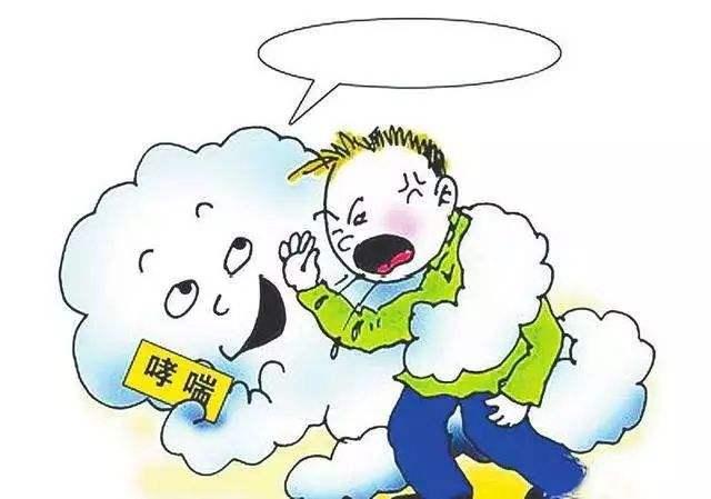 气温多变哮喘患儿增多 医生提醒防治要走出这些误区