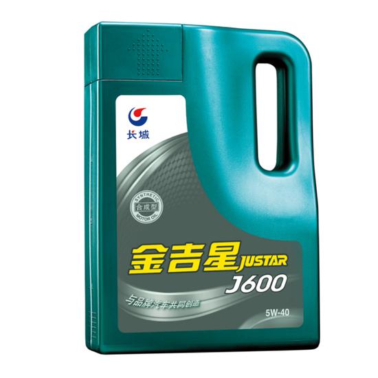 长城机油金吉星润滑油J600爱车超强洁净