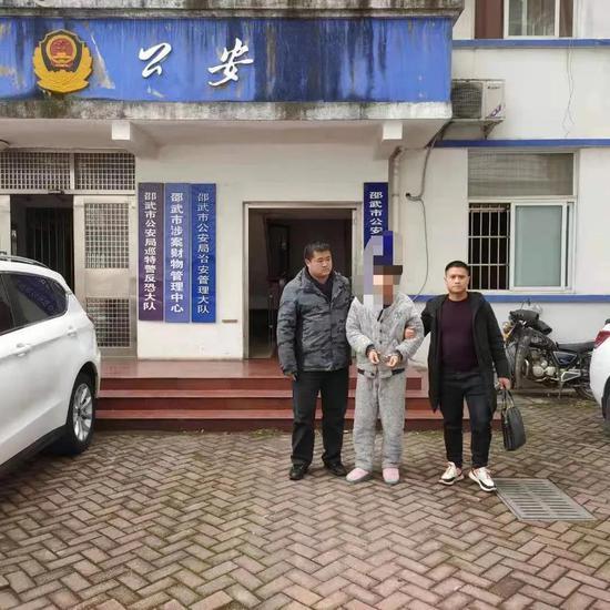 江西警方破获一起系列盗窃案 男子在福建落网