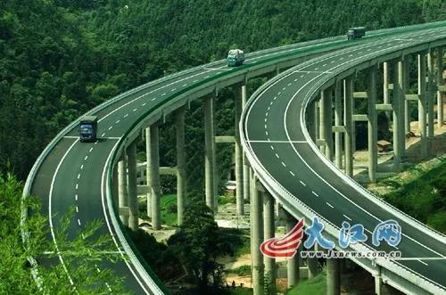 赣交通大爆发!新增10个省?#39135;?#21475; 这条高速纳入规划