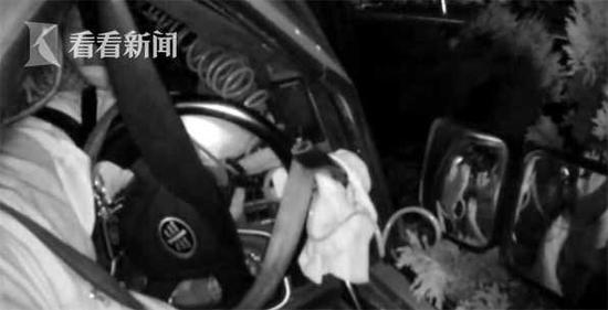 开车看电视剧?萍乡司机一心两用高速上追尾前车