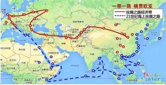 前7月江西外贸进出口增长9.6% 赣江新区超多个城市